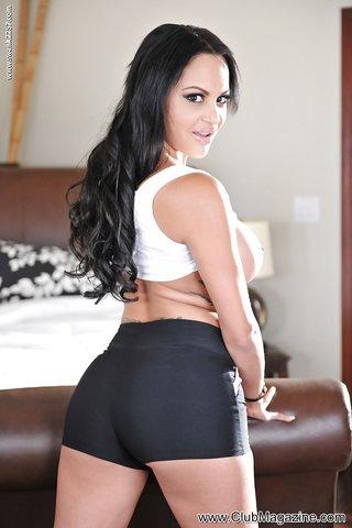 american sexy breast