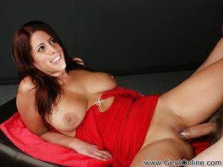 american sexy milf handjob