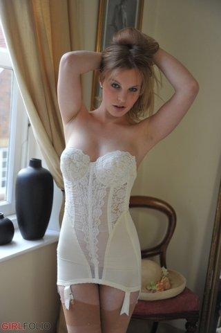 pretty elegant lingerie
