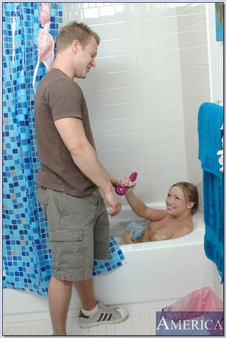 russian tight shower
