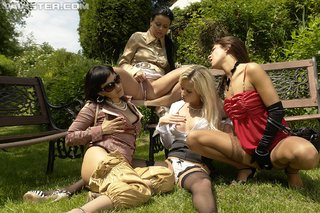 cfnm lingerie lesbians