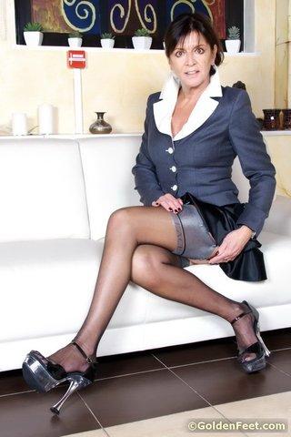british german mature