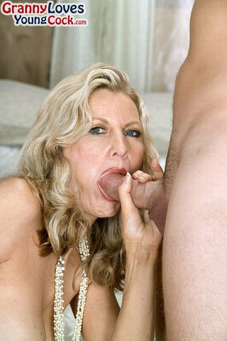 facial mature cougar granny