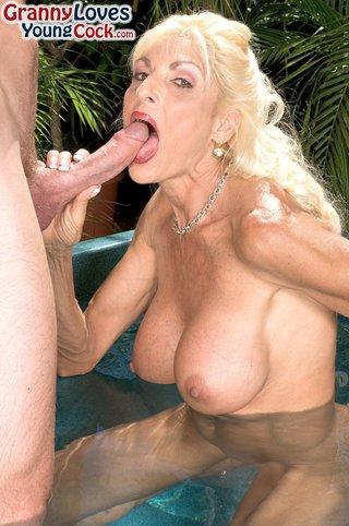 american hot granny mature