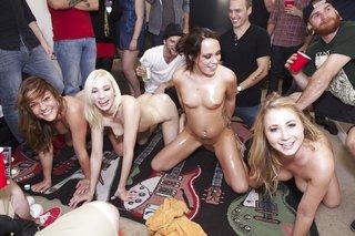 coed orgy