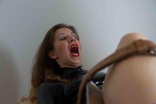 seductive tied amateur