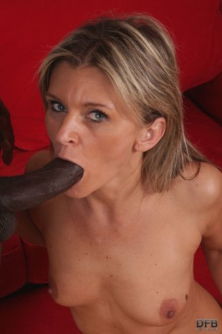horny mature interracial