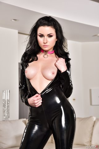 tiny tits latex