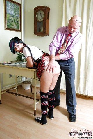 sexy pussy spanking