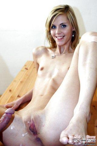 czech sexy skinny
