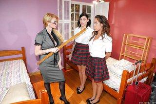canadian lesbian schoolgirl spanking