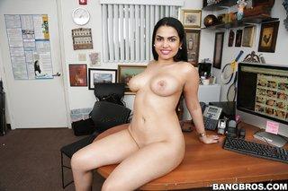 sexy big tit latina