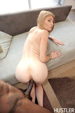 american innocent interracial blonde
