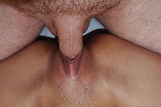 naked petite pov