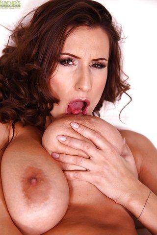 big tit sensual mom