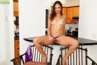 mature hot latina