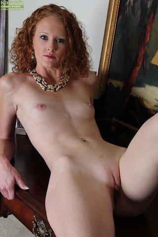 flat chested lingerie mom