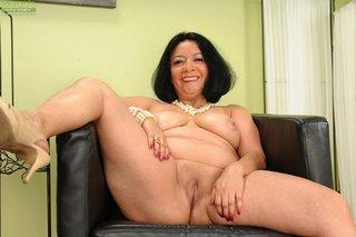 hot fat mom