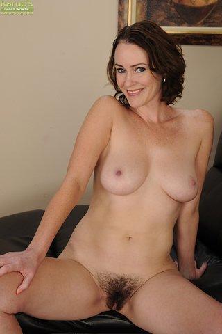 beautiful hot mom massage