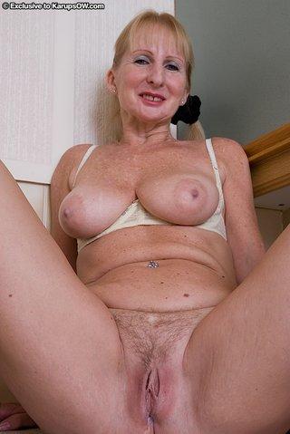 ugly mature mom big