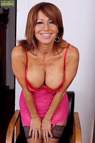 chilean mature lingerie