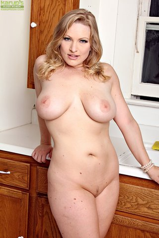 beautiful mature plumper
