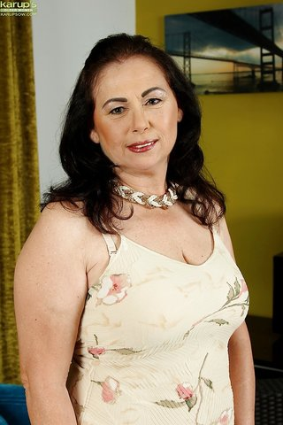 beautiful mature housewife big