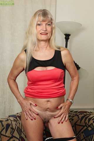blonde hot sexy granny