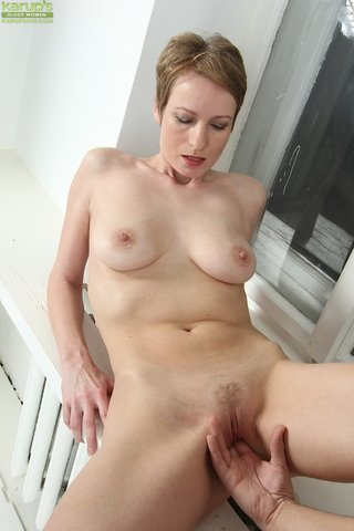 czech skinny facial mature