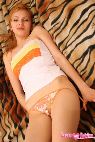 naked young tiny teen