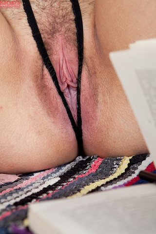 tight amateur crotchless panty