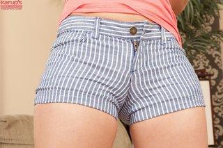 american tight shorts