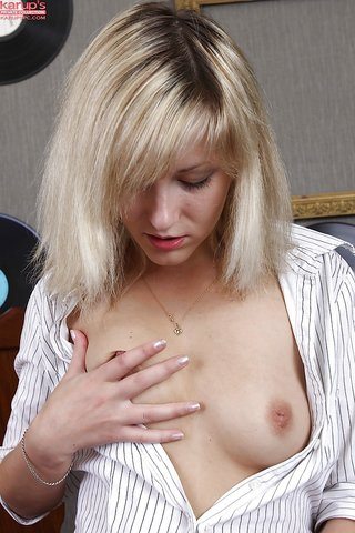 hairless tight pink pussy