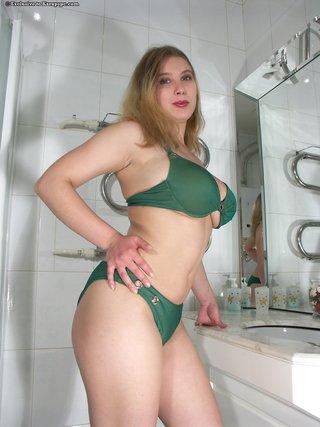 big tits bunny girl