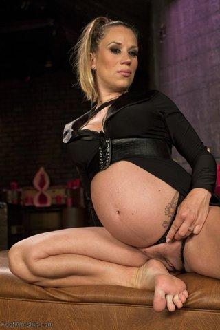 german pregnant pretty feet