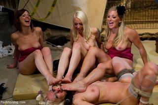 exotic lesbian feet