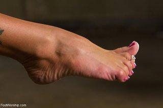 delicious feet