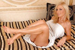 adorable hungarian blonde