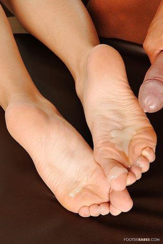 barefoot stocking