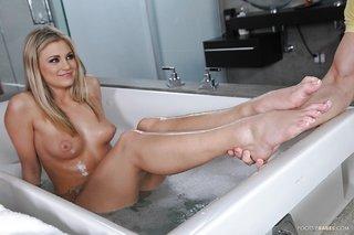 sperm bath