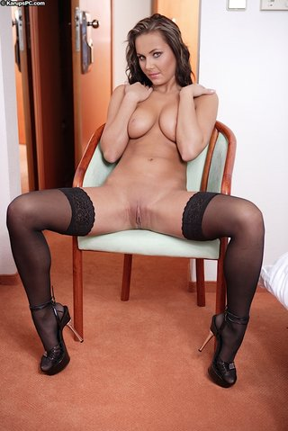 first hot stockings