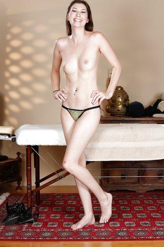 tiny tits fantasy massage