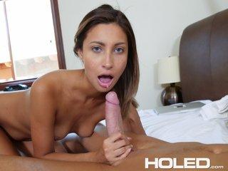 nude latina blowjob