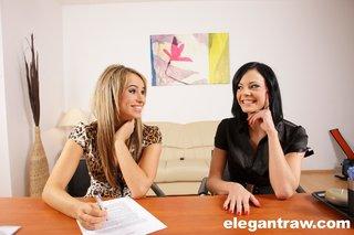 first lesbian secretary