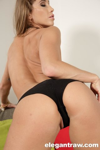 glamour russian anal