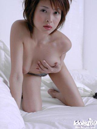 seductive asian wife