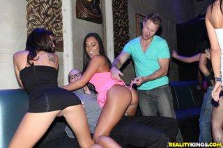 american latina wild orgy