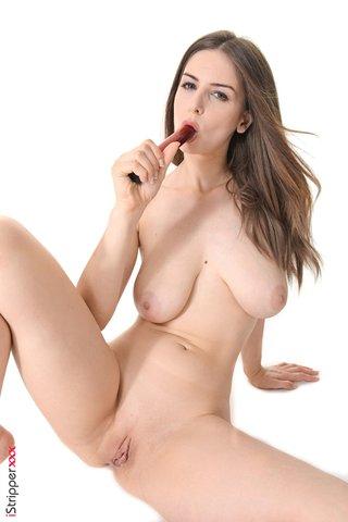 british saggy tits babe