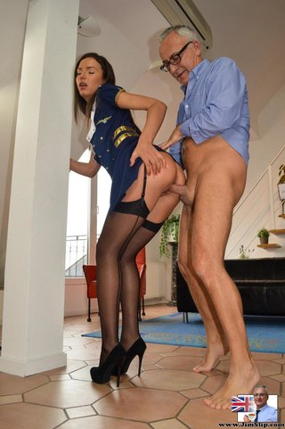 russian milf stockings