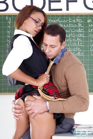 hungarian schoolgirl euro teacher